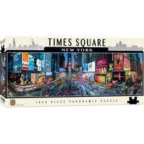 Master Pieces - Puzzles 1000 pièces panoramique : Times Square