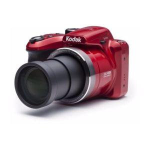 kodak az365 appareil photo num rique bridge 16 m gapixels grand angle 24 mm rouge pas cher. Black Bedroom Furniture Sets. Home Design Ideas