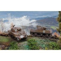 Italeri - M4A3 Sherman X2, 1/72