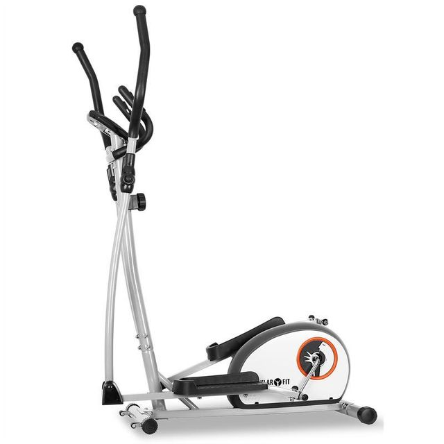 KLARFIT - ELLIFIT BASIC 10 Vélo elliptique cross trainer pulsomètre
