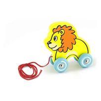 Viga Toys - 8265 - Jouet À Tirer - Lion