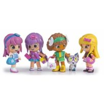 Famosa - Piny Coffret 4 Figurines