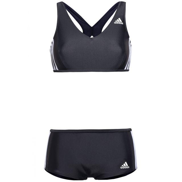 Cher 3s Vente Maillots Achat Femme Noir Pas Adidas Bikini j54LAR