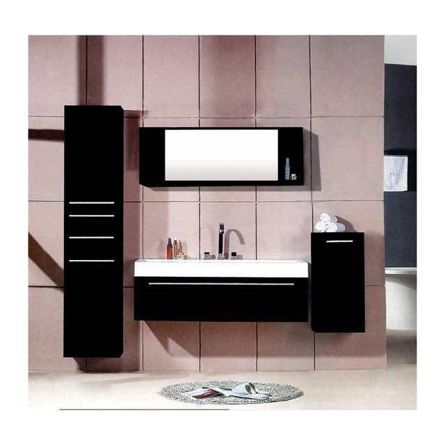 rocambolesk magnifique meuble salle de bain plume wenge. Black Bedroom Furniture Sets. Home Design Ideas