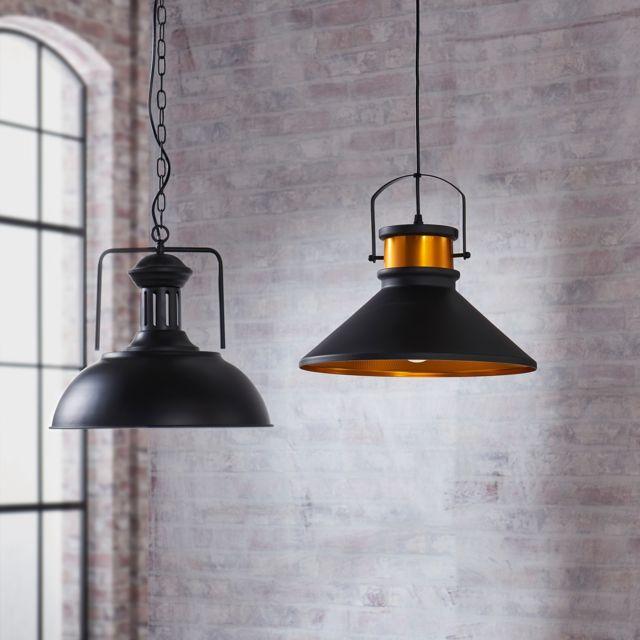 VERSANORA Modisteria lampe suspendue lustre lampe suspension noir rose dorée