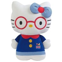 Jemini - Hello Kitty Peluche Câlin - Ecoliere