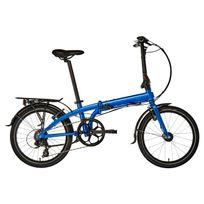 """Tern - Vélo Enfant - Link C8 - Vélo pliant - 20"""" Dr bleu"""