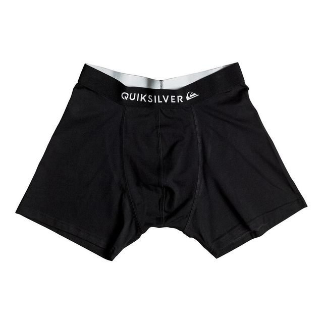 Quiksilver - Boxer homme coton ceinture elastique Edition noir 38 40 - pas  cher Achat   Vente Boxers, shorties - RueDuCommerce 3ca82e02c3e