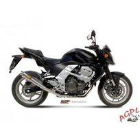 Marque Generique - Kawasaki Z750-07/12-SILENCIEUX Mivv X-cone Inox-mvk018LC3