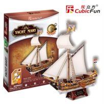 Cubicfun - Puzzle 83 PiÈCES - Puzzle 3D - Yacht Mary Da-01598