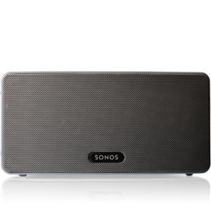 sonos enceinte play 3 noir pas cher achat vente. Black Bedroom Furniture Sets. Home Design Ideas