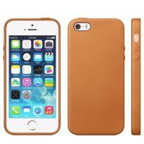coque iphone 5 marron