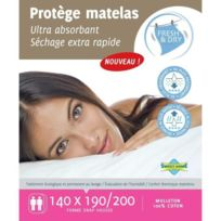 Sweet Home - Protege matelas Fresh et Dry 140