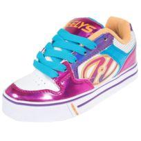 Heelys - Chaussures à roulettes Motion plus fushia white Rose 11296