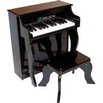 Delson - Piano droit Enfant Noir 2505-BK