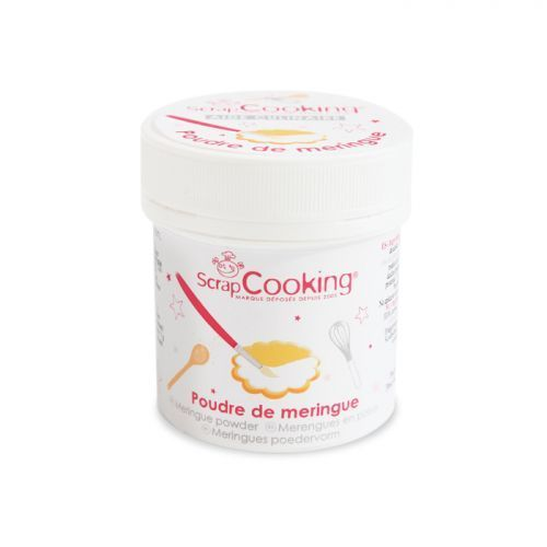Scrapcooking Poudre de meringue 50 g