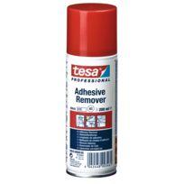 TESA - Spray 200 ml INDUSTRY REMOVER transparent enlève résidus de colle, 600420000001