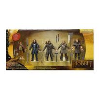 The Hobbit - Pack de 5 Figurines articulées 9cm