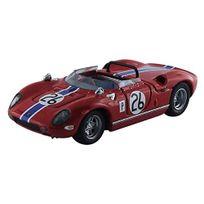Art-Model - Art Model - Art296 - VÉHICULE Miniature - ModÈLE À L'ÉCHELLE - Ferrari 250 P - 12H Sebring 1969 - Echelle 1/43