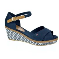 Tommy hilfiger - Chaussures Femme Sandales modele Iaic Elba
