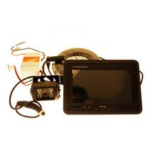 Vdo - Caméra de recul spéciale camping car Dkc-7010K - Kit de recul Moniteur Lcd 7 pouces avec caméra couleur et Ip 69