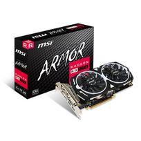MSI - Carte Graphique Radeon RX 570 ARMOR 4G OC