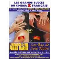 Blue One - L'Initiation d'une Femme Mariée - Les Bas de Soie Noire 2 Films