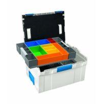 L-boxx - Sortimo International 121017342 Sortimo 238 Coffre De Rangement Avec Compartiments Et Sparations En Tle