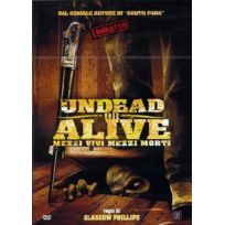 Eagle Pictures Spa - Undead Or Alive IMPORT Italien, IMPORT Dvd - Edition simple