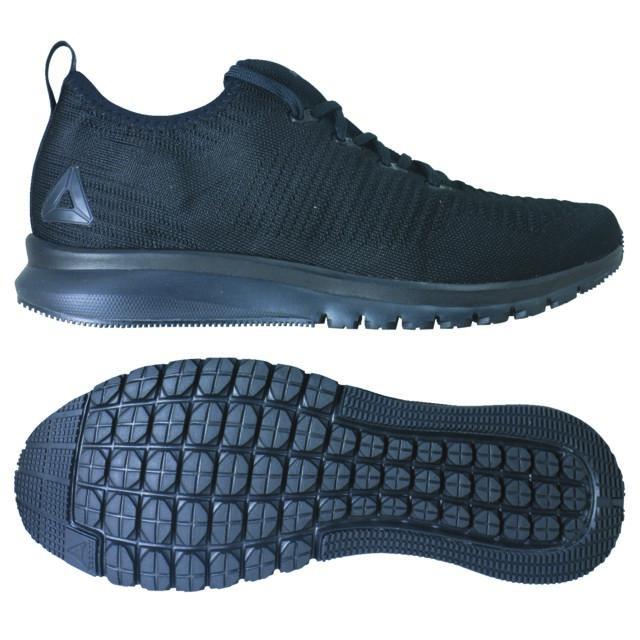 6a19cfa4ffb Reebok - Chaussures Print Smooth 2.0 Ultk noir noir gris foncé - 43 - pas  cher Achat   Vente Chaussures running - RueDuCommerce