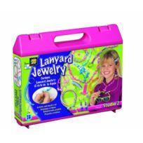 ToyCentre - Diamant Studio 2 Chests Lanyard Craft Kit
