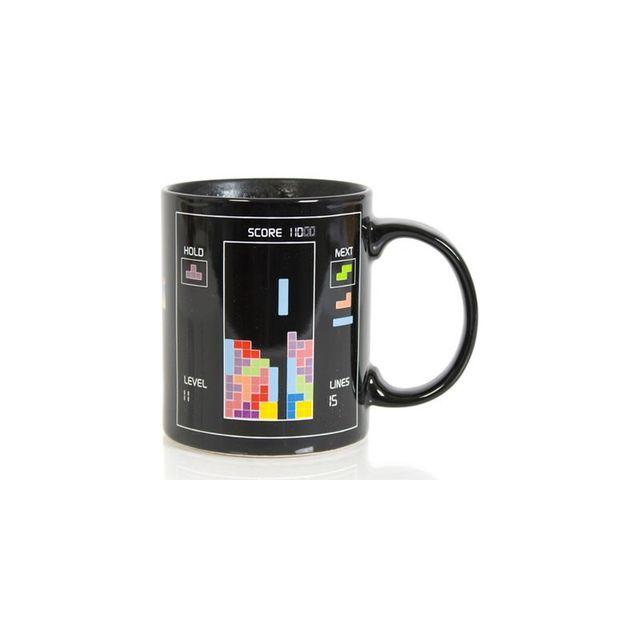 Kas Design Mug Tetris Thermoréactif, Cadeau Geek