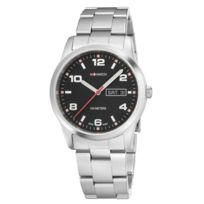M+WATCH - Montre Homme AERO - WBL.08320.SJ