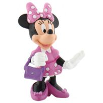 Bully Land - Minnie - Figurine Minnie avec son sac
