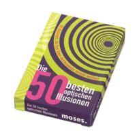 Moses Verlag - 50 Besten Optischen Illusionen