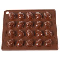 Pavoni - Moule à chocolat silicone oeufs de Pâques