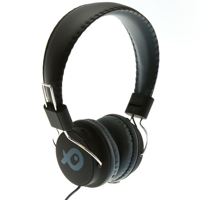POSS Casque audio arceau - PSH186TT - Noir