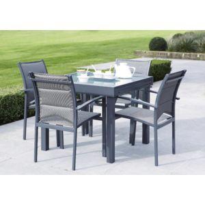 table de salon de jardin avec rallonge - Entre Les Lignes