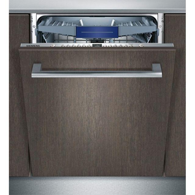 SIEMENS lave-vaisselle tout intégrable 14 couverts a++ - sn736x03me