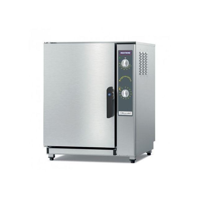 Materiel Chr Pro Four de remise en température - sans humidificateur - 10 niveaux Gn 1/1 - Inoxtrend