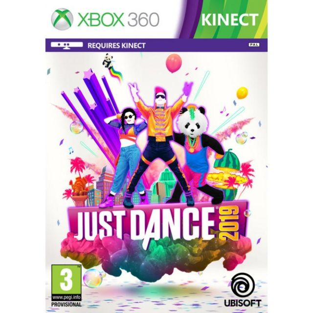 Console Xbox 360 Carrefour: JUST DANCE 2019