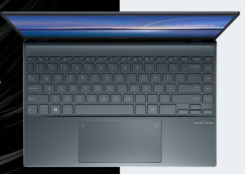 Zenbook UX425EA-BM189T - Gris