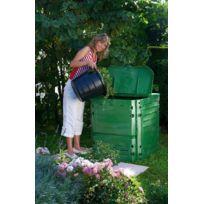 Dedans Dehors - Composteur Garantia Thermo King 900L Vert