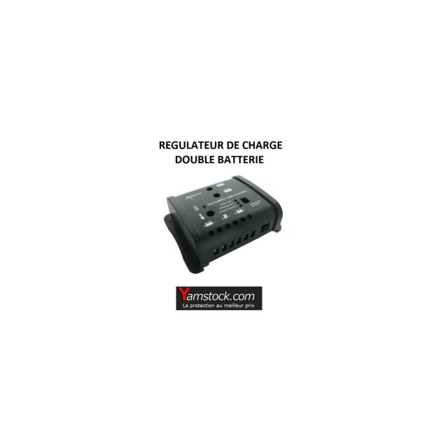 antarion r gulateur de charge 12v double batterie pas cher achat vente r gulateurs de. Black Bedroom Furniture Sets. Home Design Ideas