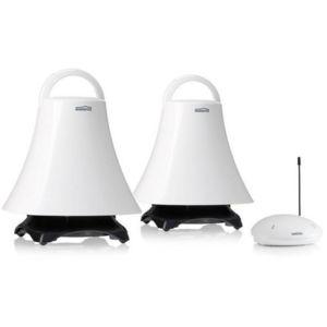 Marmitek enceintes d 39 ext rieur speaker anywhere 352 pas for Exterieur speaker