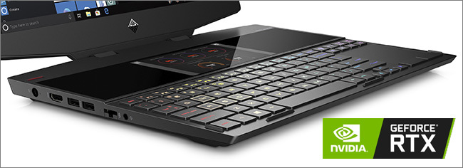 OMEN X 2S - Carte graphique NVIDIA GeForce RTX