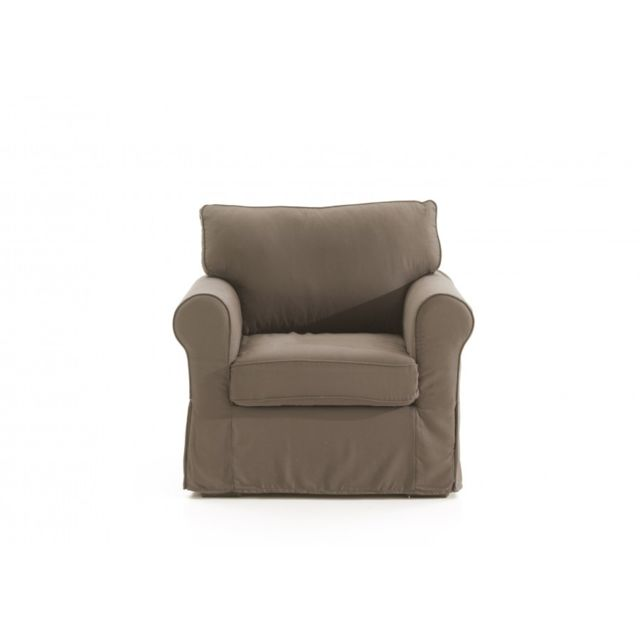Rocambolesk Country fauteuil camel