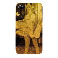 Coquediscount - Coque rigide Marilyn Monroe vintage pour iPhone 5 / 5S