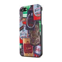 Kothai - coque Arrière vintage pour iPhone 5 / 5S