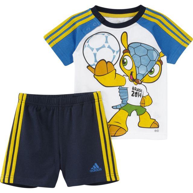 popular stores latest design various styles Ensemble t-shirt / short Ensemble Mascot